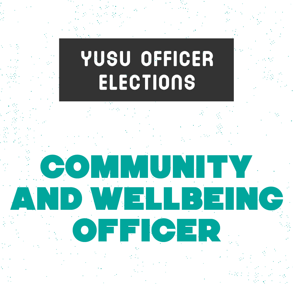 Community and Wellbeing Officer