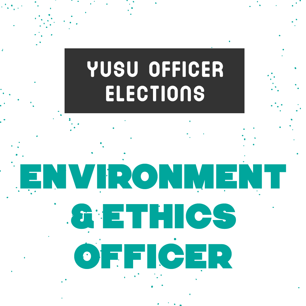 Environment and Ethics Officer