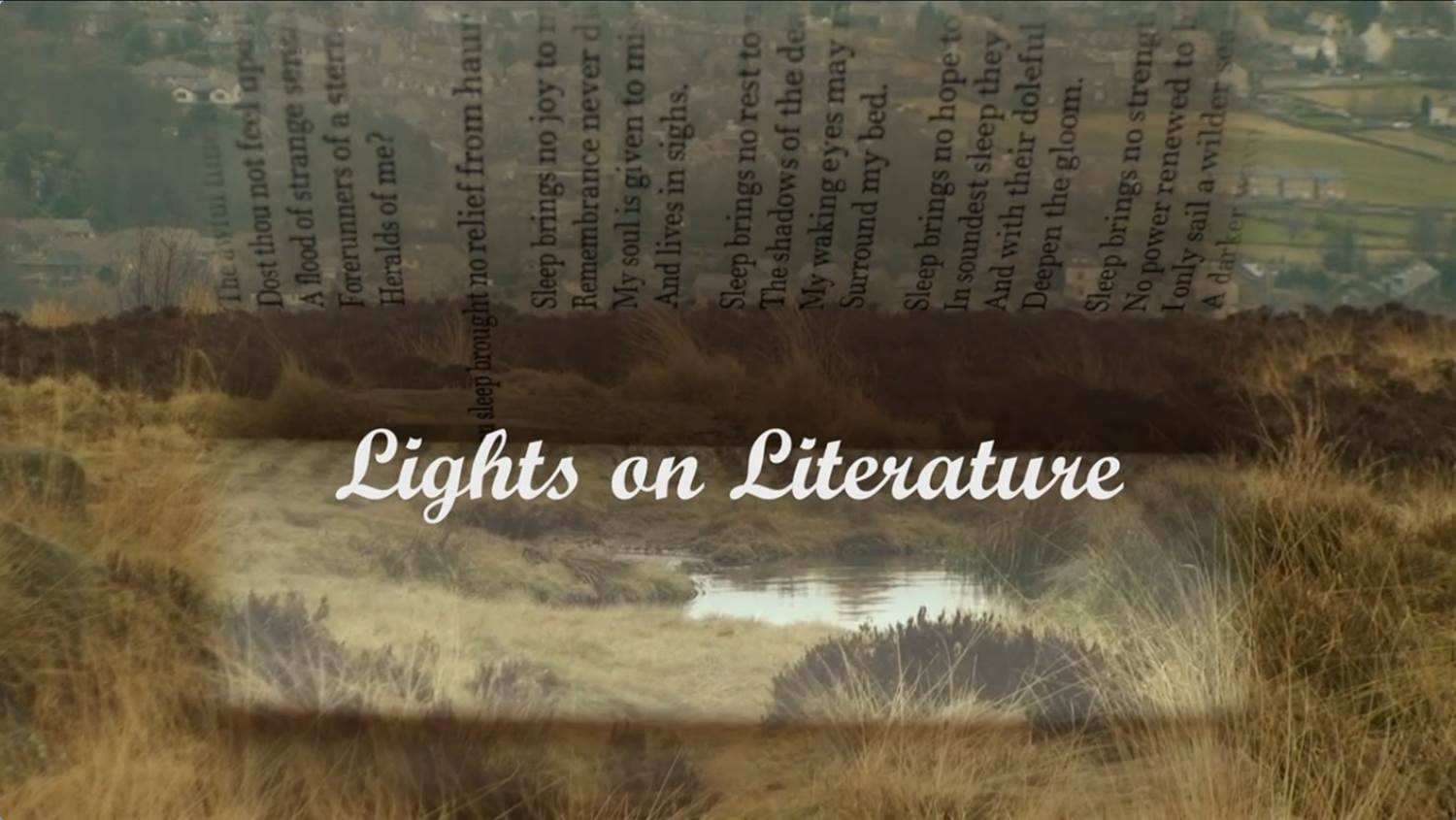 Lights on Literature