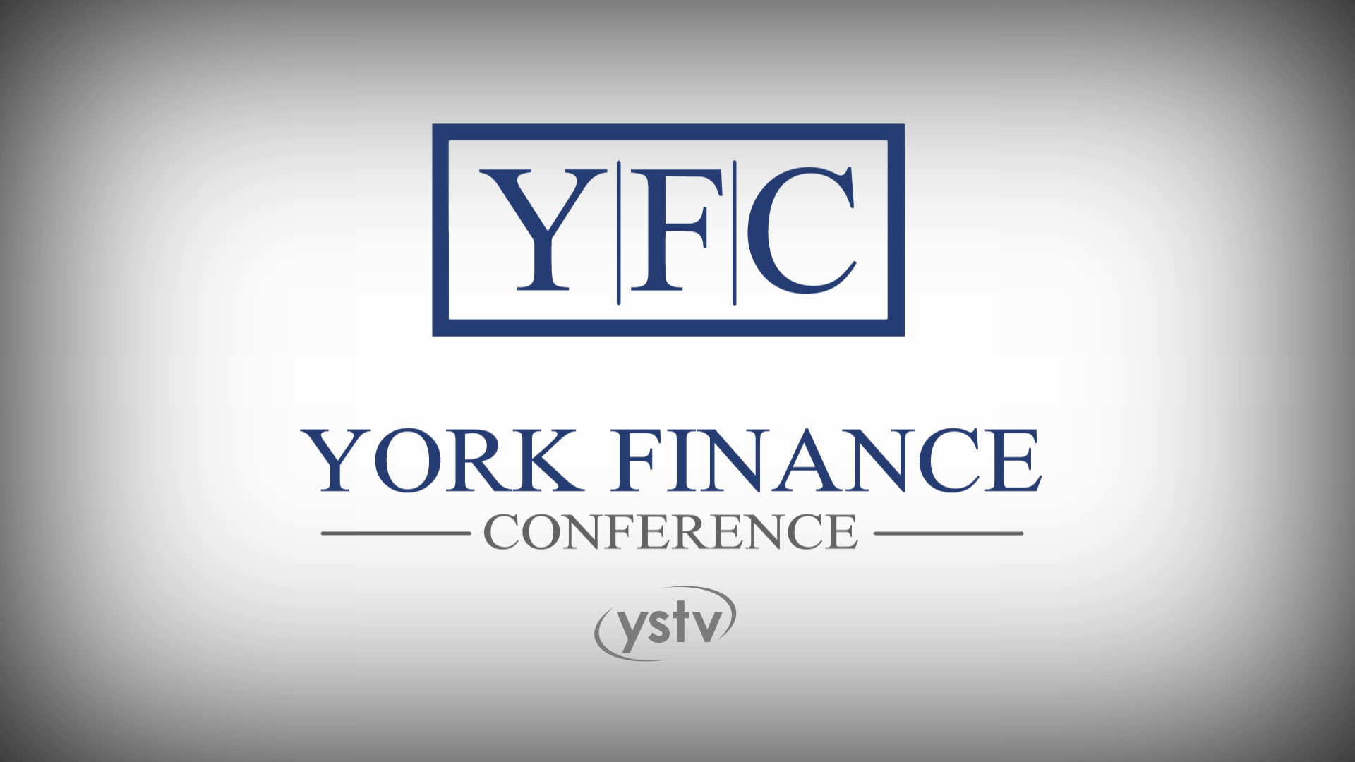York Finance Conference 2016