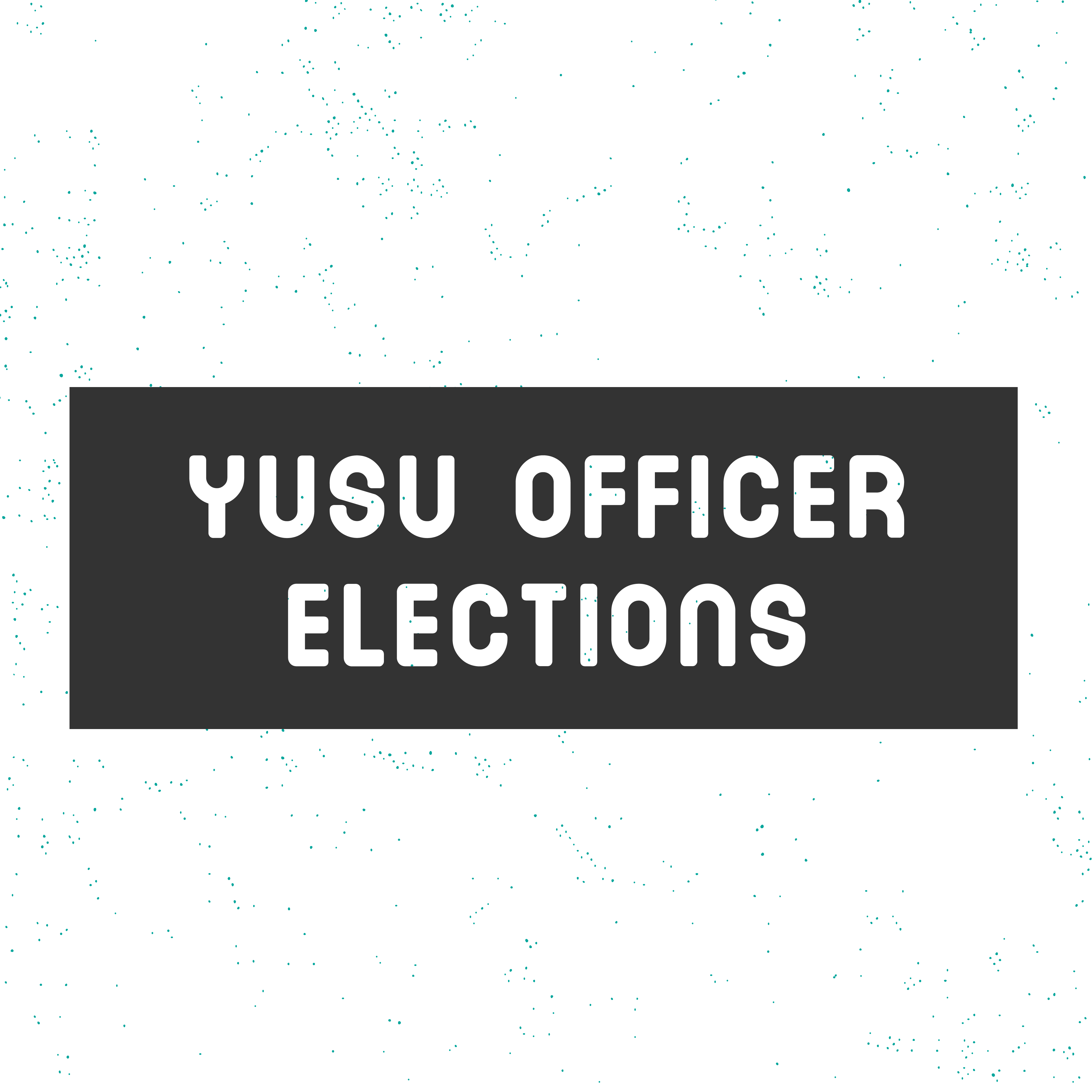 YUSU Officer Elections 2018