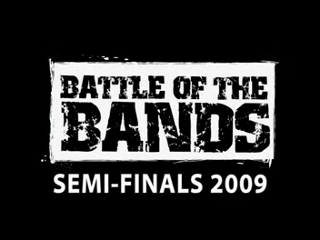 Battle of the Bands 2009 - Semi-Final 1