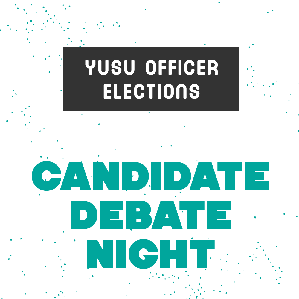 Candidate Debate Night