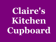 Claire's Kitchen Cupboard