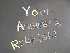 Your Answer's Rubbish - Series 1