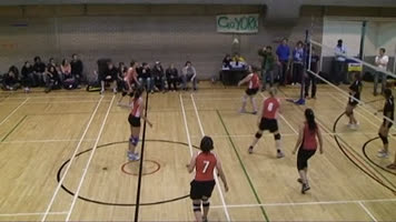Saturday - Womens Volleyball