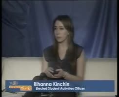 Interview with Rhianna Kinchin