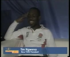 Presidential Results and Interview with Tim Ngwena
