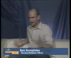 Interview with Ben Humphrys