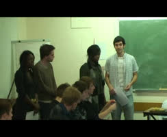 YUSU By Election 2009 Race Equality - Ekren & Kusi