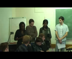 YUSU By Election 2009 Race Equality - Osei-Owuu