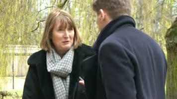 Harriet Harman Visits York