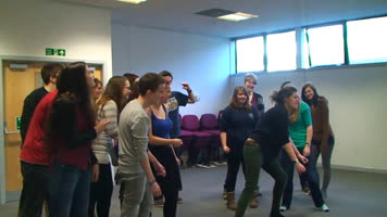 Peter Panto Rehearsals