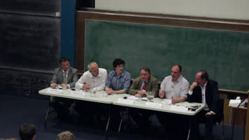 European Hustings Event 2014