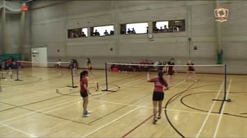 Women's 2nd Badminton