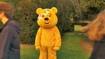 Live - Children in Need 2016