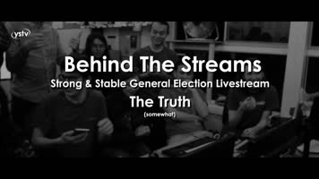 Trailer: S&S General Election Livestream