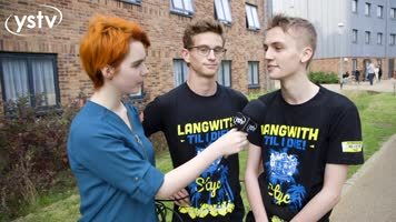Langwith College Arrivals