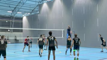 Men's Volleyball - York 1sts v Lancaster 1sts