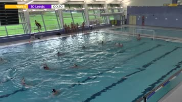 Men's Waterpolo - York v Leeds Beckett