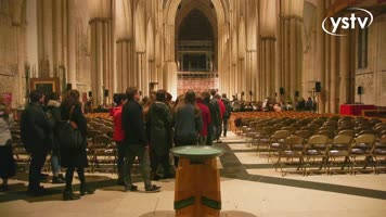 Carols at the Minster