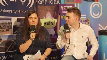 Live - YUSU Election Results Night 2018