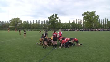 Women's 1st Rugby