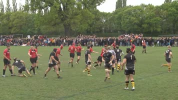Men's 1st Rugby