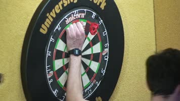 Darts - Open 2nds