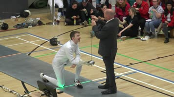 Fencing - Men's 1st