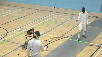 Fencing - Men's 2nd