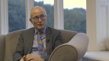 Interview with Vice-Chancellor Charlie Jeffrey
