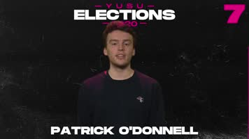 Patrick O'Donnell